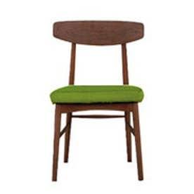 IDC OTSUKA/大塚家具 椅子 ユノA カバー布#2 DB色 ライトグリーン (ライトグリーン)【返品不可商品】