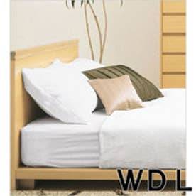IDC OTSUKA/大塚家具 マットレスカバー フレビー ワイドダブルロング(WDL) ホワイト (ホワイト)