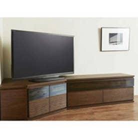 IDC OTSUKA/大塚家具 テレビボード (ロータイプ) ノーク120 ウォールナット (ウォールナット)【返品不可商品】