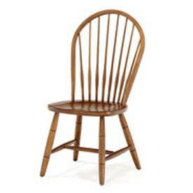 IDC OTSUKA/大塚家具 椅子 ニューカントリー 33-6400 #210 (ブラウン)【返品不可商品】