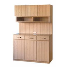 IDC OTSUKA/大塚家具 オープンボード ボンヌ 120 オークオイル (ホワイトオーク)