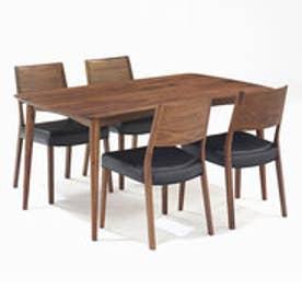 IDC OTSUKA/大塚家具 ダイニングテーブル シネマ2 ウォールナット材 1500タイプ (ウォールナット)