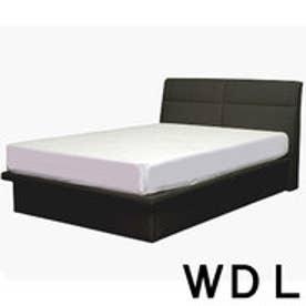 IDC OTSUKA/大塚家具 ベッドフレームIDCYD001TS ワイドダブルロング(WDL) BK(ブラック)色 (ブラック)