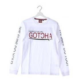 ガッチャ Gotcha 80sロンTee (シロ)