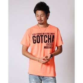 ガッチャ Gotcha ネオンbodyTee (オレンジ)