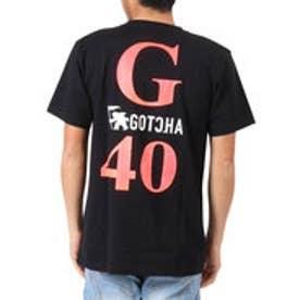 ガッチャ Gotcha JPN加工バックG40TEE (クロ)