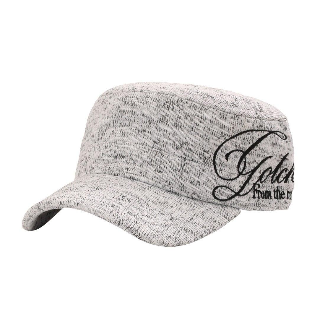 ガッチャゴルフ Gotcha Golf ポリエステル杢ワークキャップ (シロモク) メンズ