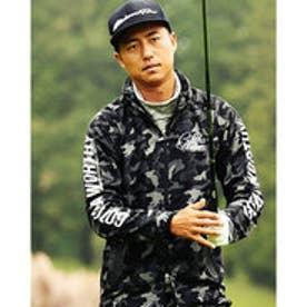 ガッチャゴルフ Gotcha Golf ボンディング防風スタンドJK (クロ)