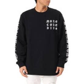 エムシーディー More Core Division 袖刺繍トレーナー (クロ)