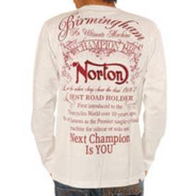 ノートン Norton レッドプリントロンTee (オフ)