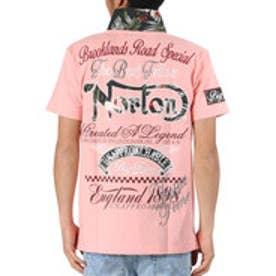 ノートン Norton リゾートポロ (サモンピンク)