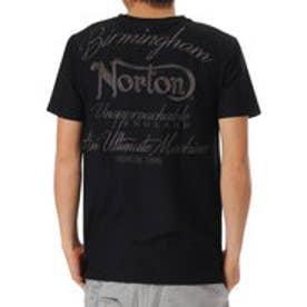 ノートン Norton 吸水速乾タックボーダーTEE (クロ)