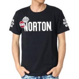 ノートン Norton ライダーワッペンTee (クロ)