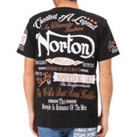 ノートン Norton NORTON MAX TEE (クロ)
