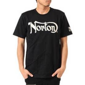 ノートン Norton ビッグユニオンジャックTEE (クロ)