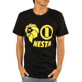 ネスタブランド Nesta Brand JPN加工ベーシックロゴTee (クロ)