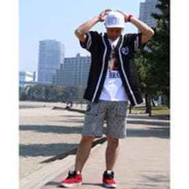 ネスタブランド Nesta Brand ベースボールシャツ (クロ)
