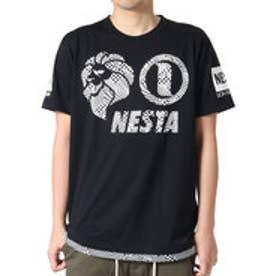 ネスタブランド Nesta Brand 吸水速乾ディメンションTee (クロ)