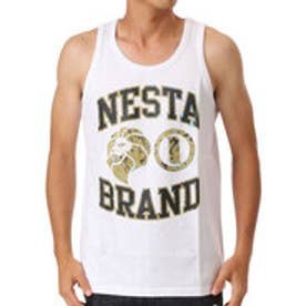 ネスタブランド Nesta Brand Bridge Lion Tank (シロ)