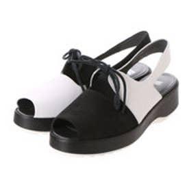 カンペール CAMPER TWINS (ブラック&ホワイト)