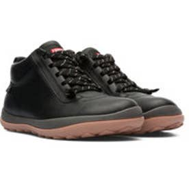 カンペール CAMPER PEU PISTA / ブーツ ハイカット プレーン (ブラック)