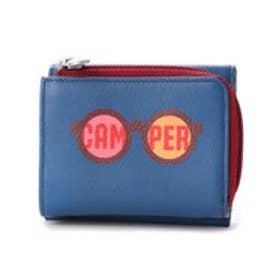 カンペール CAMPER BEAMY 財布 (ブルー)