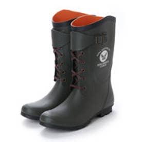 アルファ インダストリーズ ALPHA INDUSTRIES Long Rain Boots (オリーブ)
