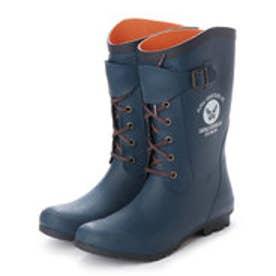 アルファ インダストリーズ ALPHA INDUSTRIES Long Rain Boots (ダークネイビー)
