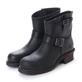 アルファ インダストリーズ ALPHA INDUSTRIES 6 inch Short Engineer Boots (ブラック)