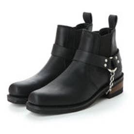 アルファ インダストリーズ ALPHA INDUSTRIES Western Ring Boots (ブラック)