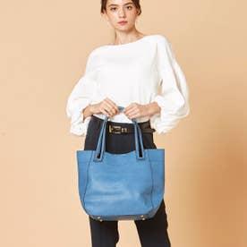 【大人気! HIT ITEM】フィラノ FIRANO 【GINZA掲載】スキマハンドル2WAYバッグ(Bag in Bag付) (BLUE)