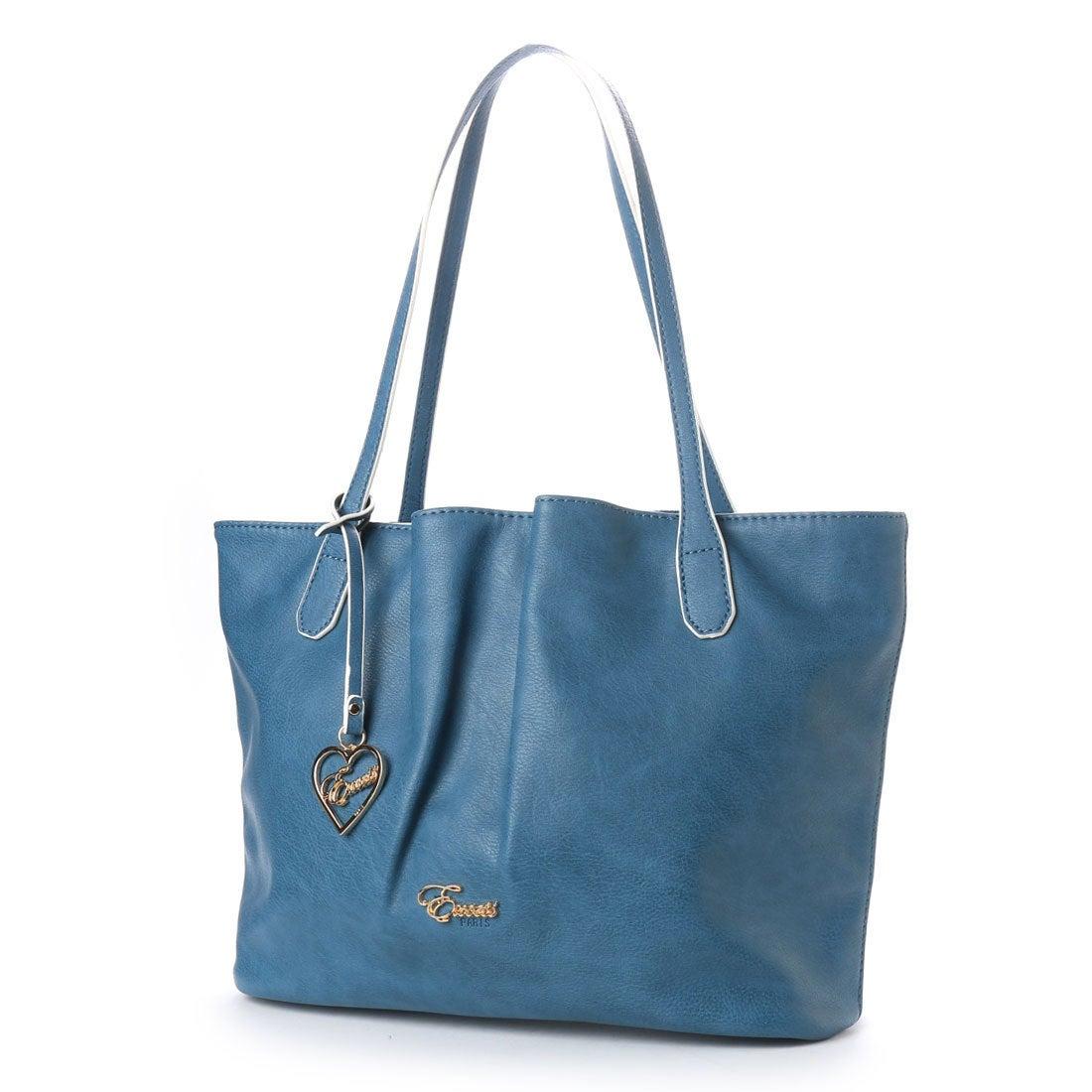 【SALE 41%OFF】フィラノ FIRANO オリジナルチャーム付ミニハンドバッグ (BLUE) レディース