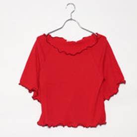 レトロガール RETRO GIRL メローリブ CT (RED)