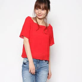 レトロガール RETRO GIRL チュールシャーリングCT (RED)