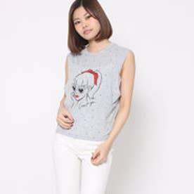 スパイラルガール プロデュースド バイ ルーミィーズ SPIRAL GIRL produced by Roomy's OUTLET GIRL Tシャツ (グレー)
