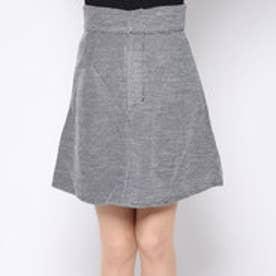 スパイラルガール プロデュースド バイ ルーミィーズ SPIRAL GIRL produced by Roomy's OUTLET スクエアツィードスカート (ハイショク)