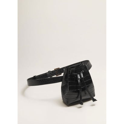 ボディバッグ P-- POCKET (ブラック)