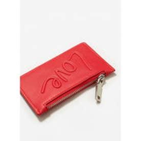 カードケース .-- LLUIS (レッド)