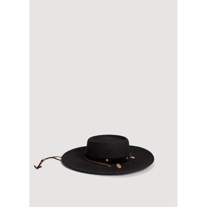 帽子 M-- JIM (ブラック)