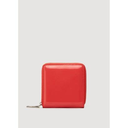 二つ折り財布 P-- LIA (オレンジ)