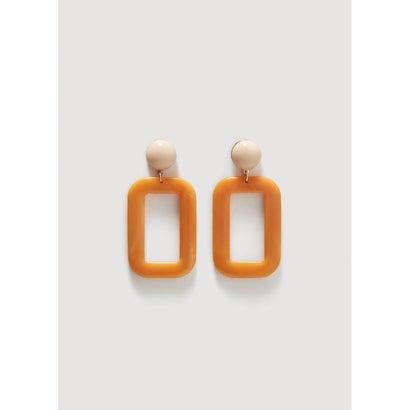 ピアス .-- PASADENA (オレンジ)