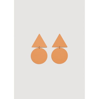 ピアス .-- NAPA (オレンジ)