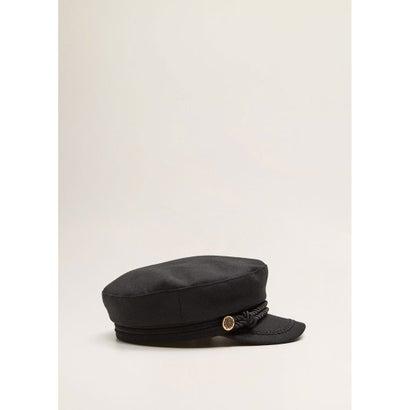 帽子 .-- TOM (ブラック)
