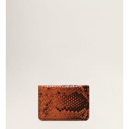 カードケース P-- EUGENE (ミディアムオレンジ)