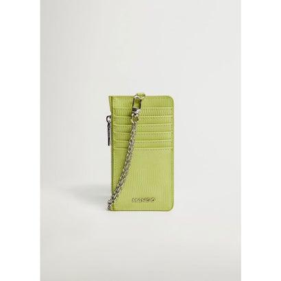 カードケース .-- GINGER (ブライトグリーン)