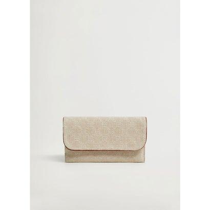 財布 .-- LINK (ナチュラルホワイト)