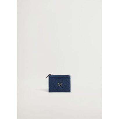 カードケース .-- PERNILLE (ネイビーブルー)