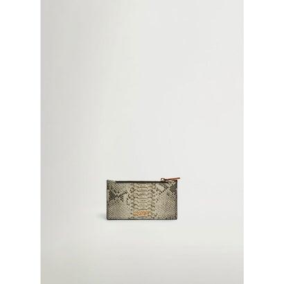 カードケース .-- AGUSTIN (グレー)