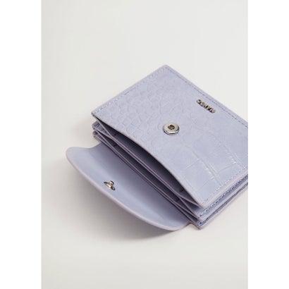 カードケース .-- COSTA (パステルパープル)