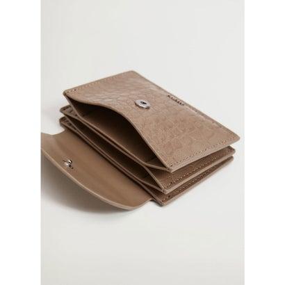 カードケース .-- COSTA (ミディアムブラウン)